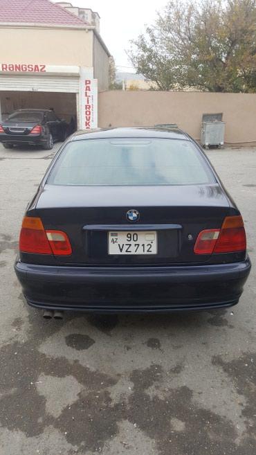 Bakı şəhərində BMW
