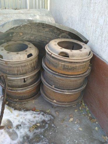 продам диски камазовский на евро ступицах.  в Сокулук