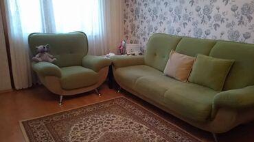 Турецкая мягкая мебель. В хорошем состоянии. Самовывоз от метро Кара