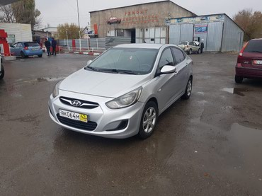 Hyundai Solaris 2012 в Бишкек
