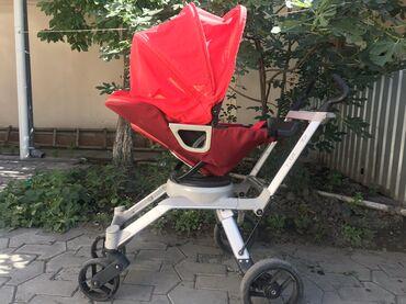 детская коляска складная в Кыргызстан: Детская коляска ORBIT BABY, складная, разворот 360 градусов, пр-во