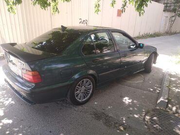 bmw z3 18 mt - Azərbaycan: BMW 3 series 1.8 l. 1992 | 111111111 km