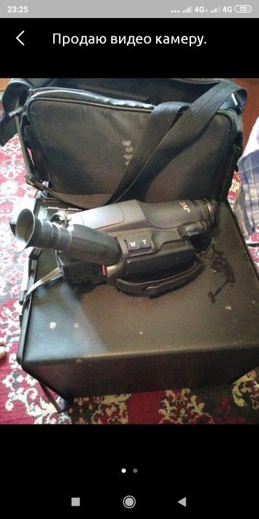 видеокамера миниатюрная в Кыргызстан: Видеокамера кассетный