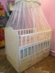 Срочно продаю турецкую деткую кровать в Лебединовка