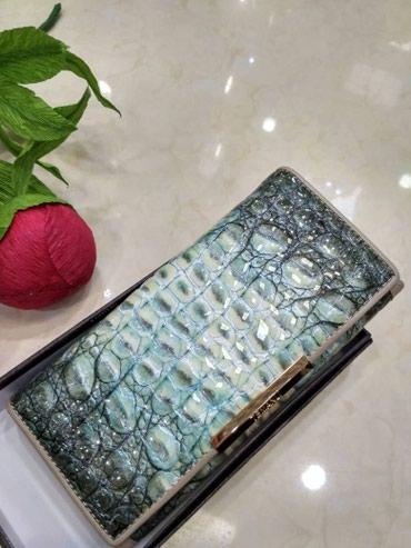 Женский кошелек из натуральной кожи в Бишкек