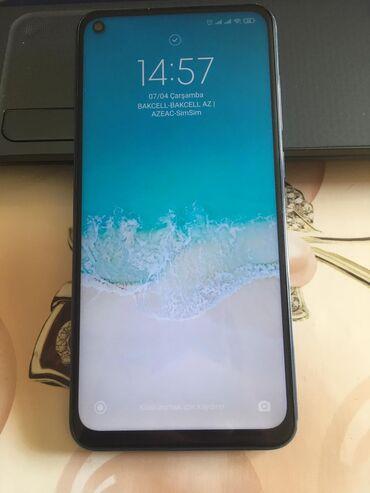 bar çubuğu - Azərbaycan: Xiaomi Redmi Note 9 | 64 GB | göy | İşlənmiş | Çatlar, cızıqlar, Barmaq izi, İki sim kartlı