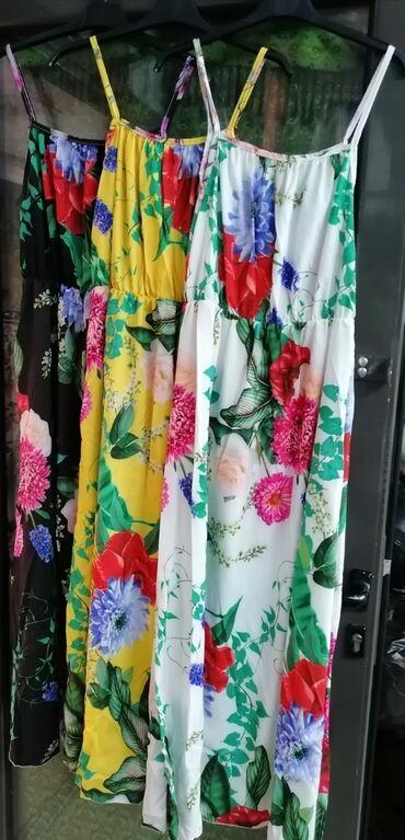 Haljine | Vladicin Han: Lagana letnja cvetna haljina  1200 din. Novo Slanje postexpresom