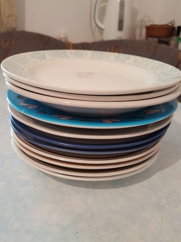 Продам тарелки диаметр 20см,распродаю всё,смотрите профиль