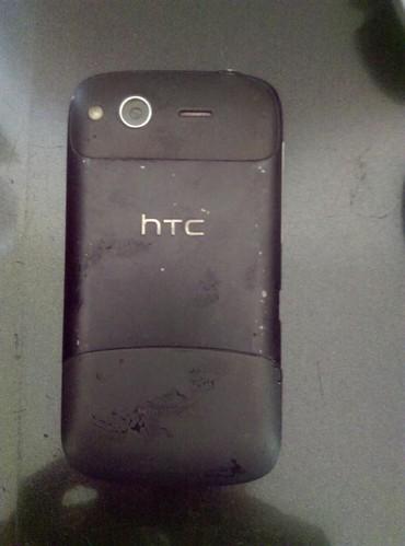 htc 530 в Кыргызстан: Отдаю даром бу телефон HTC. сломан экран,не включается. На разбор или