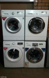В продаже стиральные машинки автомат новые и Б\У, цены от 7т и выше. Е в Бишкек