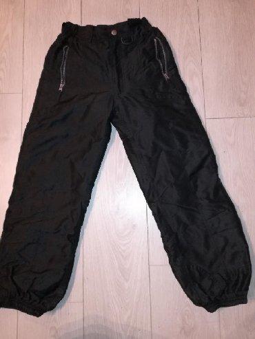 Jakna sa - Srbija: Ski pantalone ocuvane debele, tople jak čvrst materijal sa ranflom