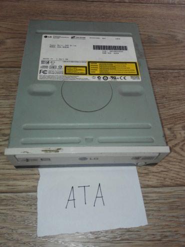 DVD-Rom (Не рабочий) ATA. Остался только один. Не открывается лоток. в Бишкек