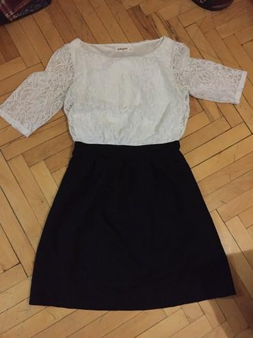 телефоны флай для девочек в Азербайджан: Платье для девушек. Купленно из Glorıa jeans. В отличном состоянии. Р