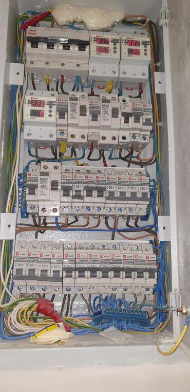 Монтаж электричества все аккуратно и чики-пукиЕсли у вас НЕПОЛАДКИ в