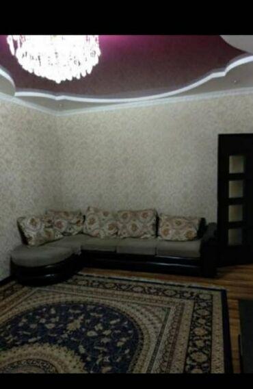 Долгосрочная аренда квартир - 3 комнаты - Бишкек: 3 комнаты, 53 кв. м С мебелью