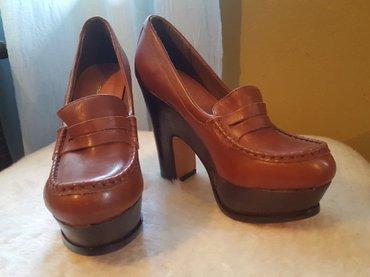 Ženska obuća | Cacak: CosmOparis-Jabana Choco-prirodna koza-Original 139 eura