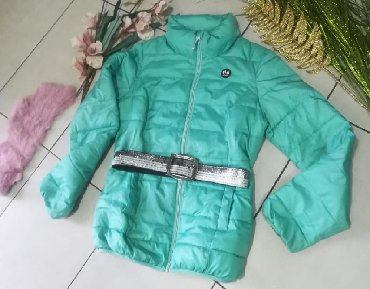 Prelepa jakna za proleće vel S M LExtra model i kvalitet uvoz