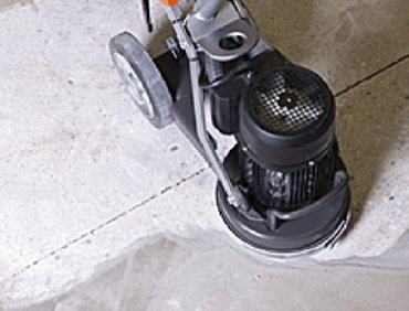 Шлифовка бетон