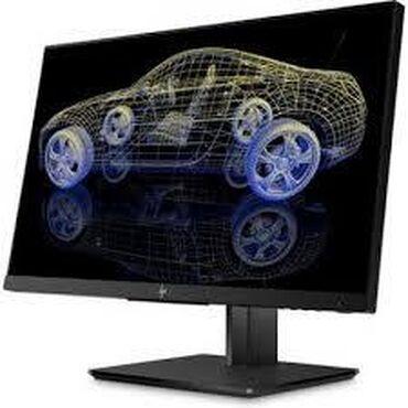 мониторы hp в Азербайджан: Монитор Moinitor HP Z24nf G2 Display