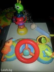 Игрушки lamazy chicco playgro б/у в идеальном состоянии! Цена за все! в Сокулук