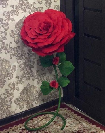 Мини букеты, Ростовые цветы ручной в Бишкек