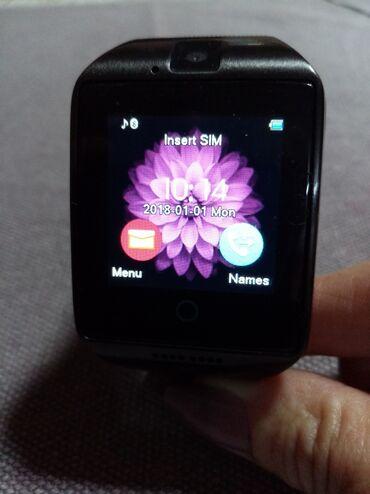 Pametni sat - Srbija: Smart - Pametni sat. Vrlo malo korišćen, sa kamerom, sim karticom. S