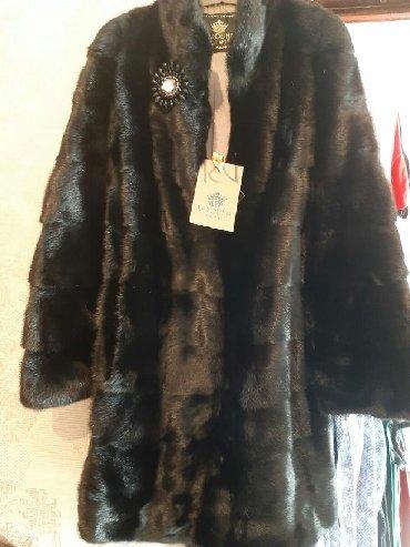 Шуба.чёрный брилиант.перчатки и шарф подарок в Сабаиль - фото 2