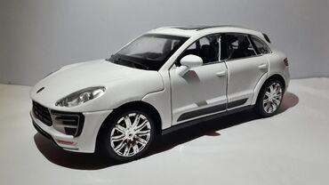 Avtomobil modelləri Azərbaycanda: Porsche Macan Turbo ModeliYenidir. Qapıları açıldıqda və kapotdan