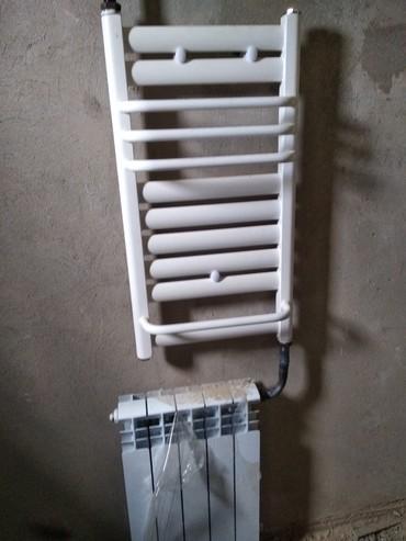 Установка отопления либой сложности гарантия 100процент. в Бишкек