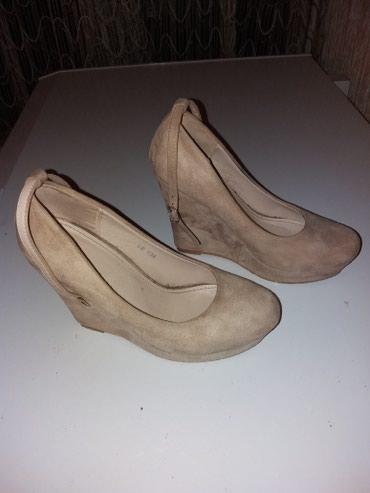 Kozne flekica samo - Srbija: Zenske kozne cipele br38 izuzetnog kvaliteta obuvane samo jednom kao