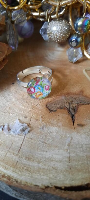 Oprema   Kragujevac: Ručni rad,prečnik 12mm podesivi prstenZa porudžbinu u minimalnom