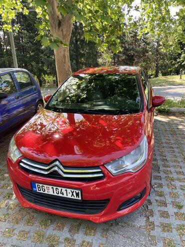 Citroen | Srbija: Citroen C4 1.6 l. 2012 | 185000 km