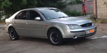 Ford Mondeo 1.8 л. 2001 | 0 км