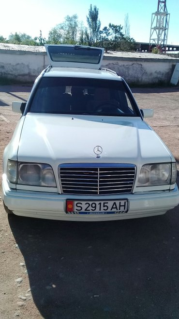 Mercedes-Benz W124 1992 в Боконбаево