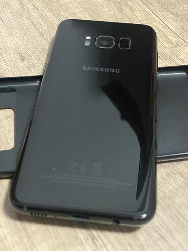 Samsung Galaxy S8 | 64 GB | crno | Upotrebljen