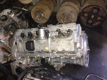 Двигатель на БМВ E60 обьем 2,5, N52, вальватроник