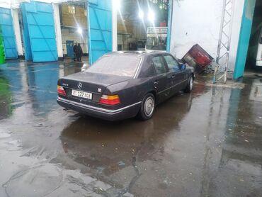mercedes e в Кыргызстан: Mercedes-Benz E 230 2.3 л. 1990
