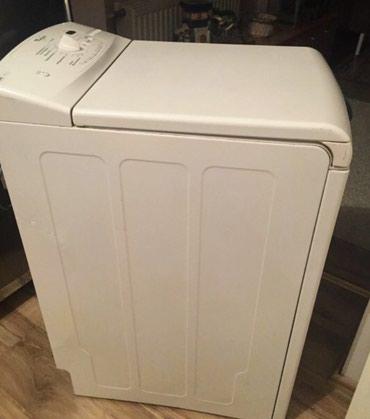 Odozgo Automatska Mašina za pranje Whirlpool 5 kg. - Crvenka