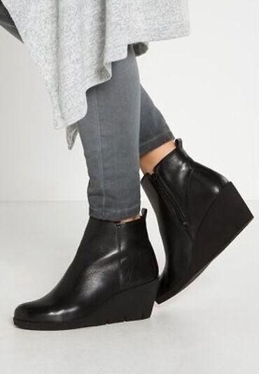 ecco zimnie в Кыргызстан: Кожаные ботиночки ECCO (оригинал из США!),натуральная кожа