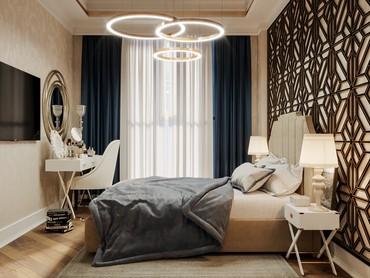 Дизайн спальни в современном стиле. в Бишкек