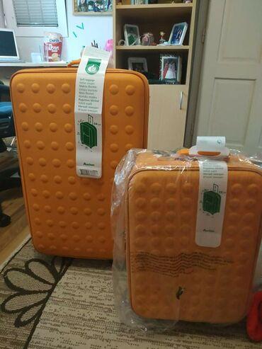 Veliki i mali kofer (novi)