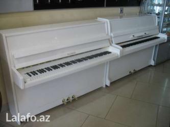 Bakı şəhərində Pianino aliram