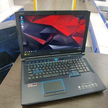 Acer - Кыргызстан: В наличии Мощный Ноутбук ACER PREDATOR.HELIOS