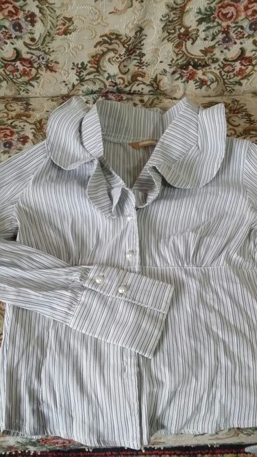 женские рубашки в клетку в Азербайджан: Рубашка 38 размер