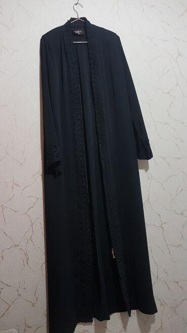 Продается платье Абая полностью на замке состояние нового, Турция
