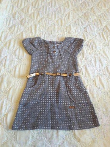 Платья на девочку тёплое  в отличном состояние на 4-5 лет. 500сом. в Бишкек