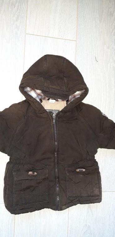 Dečije jakne i kaputi | Ruski Krstur: C&A decija zimska jakna, velicina 86