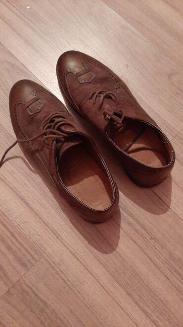 Продаю туфли кожаные 39 размер мужской. состояние отличные носили пору
