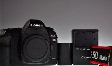 canon eos 5d mark ii в Азербайджан: Canon eos 5D mark ii probeg 1500