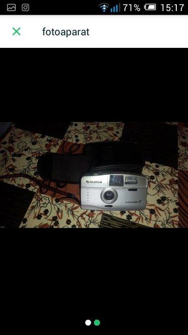 Astara şəhərində Fotoaparat lentli tezedir